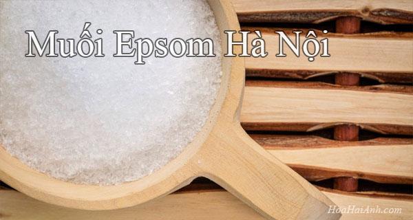 Muối Epsom mua ở đâu Hà Nội