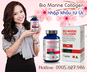 Bio Marine Collagen của Úc